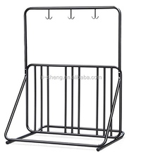 Bicycle Packing Rack Bicycle Packing Storage Rack 1-6 Bikes Steel Park Stand