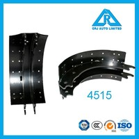 brake shoe 4515 for Heavy duty truck trailer