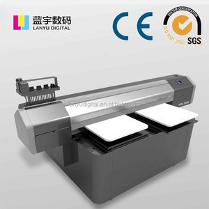 the most stable digital T-shirt printing machine with industrial print head