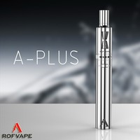 The most popular products Rofvape A Plus 3000mah 50w vapor cigarette kit exceed ego t battery 3200mah e cig