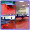 pvc sports floor used for table tennis court ITTF and BWF APPROVAL