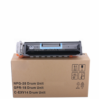 Npg-28 Gpr-18 copier Drum Unit for Canon IR2016 IR2116/IR2020/IR2420