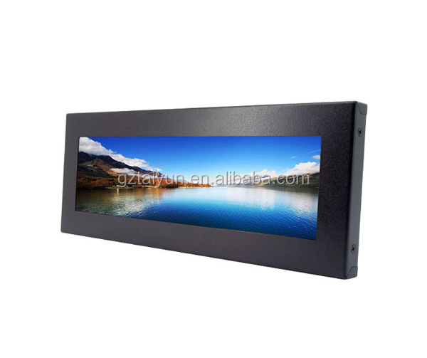 New Launch Android Digital Signage Player Stretched Bar Lcd