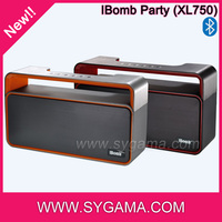 China export FM radio newest stereo subwoofer wireless bluetooth speaker