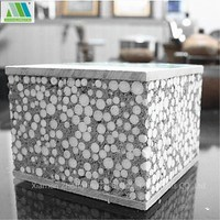 High Compressive Strength EPS Sandwich Wall Panel From Sandwich Panel Suppliers