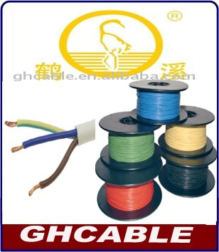 H05VV-F ELECTRIC WIRES AND CABLES