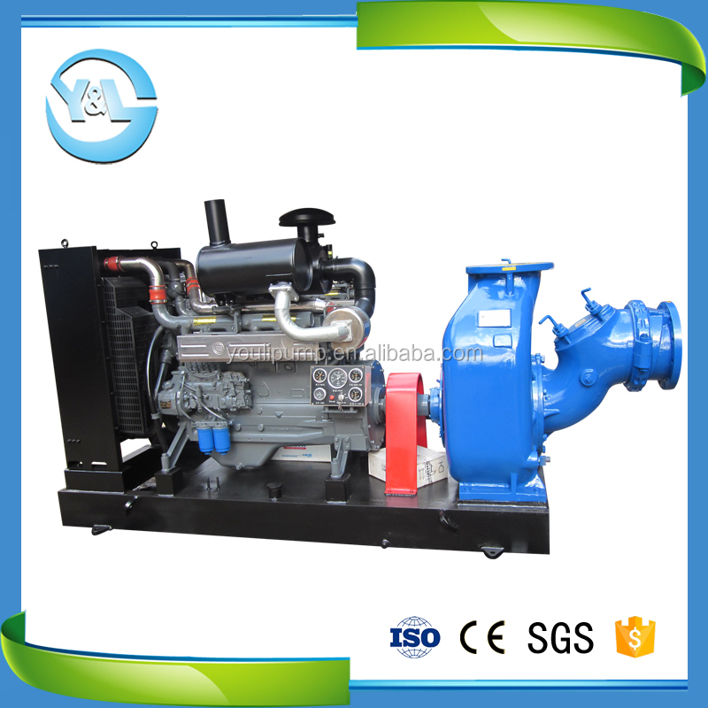 low head centrifugal pumps