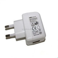 the best quality 5v 1a ac/dc power adapter mobile phone wall charger