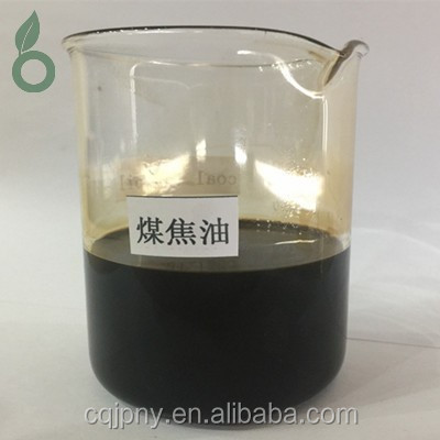 chemical application crude black sticky coal tar