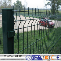 Wire Mesh Fence / decorative flower garden fencing