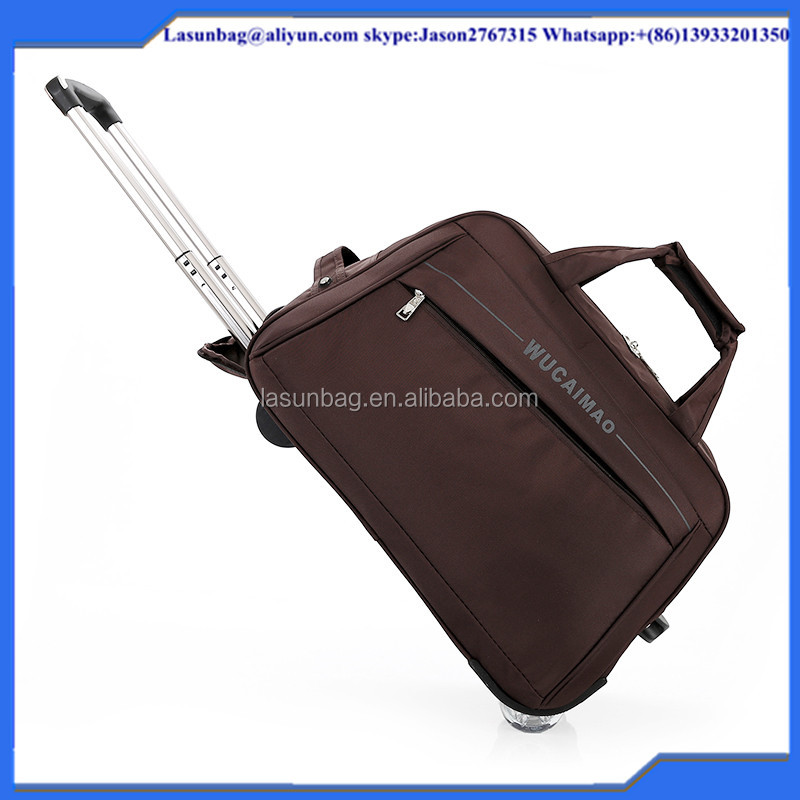 Nylon Material and Carry-On,spandex luggage cover Type 2015 spandex luggage travel bags