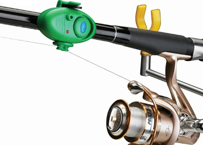 Wholesale electronic fishing alarms online buy best for Bite alert fishing pole