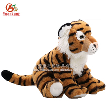 Alibaba China Battery Operated Soft Zodiac Toy Stuffed Animals Talking Doll Plush Tiger Toy