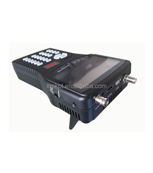 2016 New Product KPT-255H+ Satellite Finder Decoding HD Signal DVB-S/S2 MPEG4