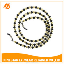colored bead chain eyeglass Cord String beaded chain for eyewear