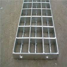 Hot dipped galvanized mild steel manhole covers