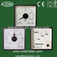 2014 hot sales analog wide angle multimeter
