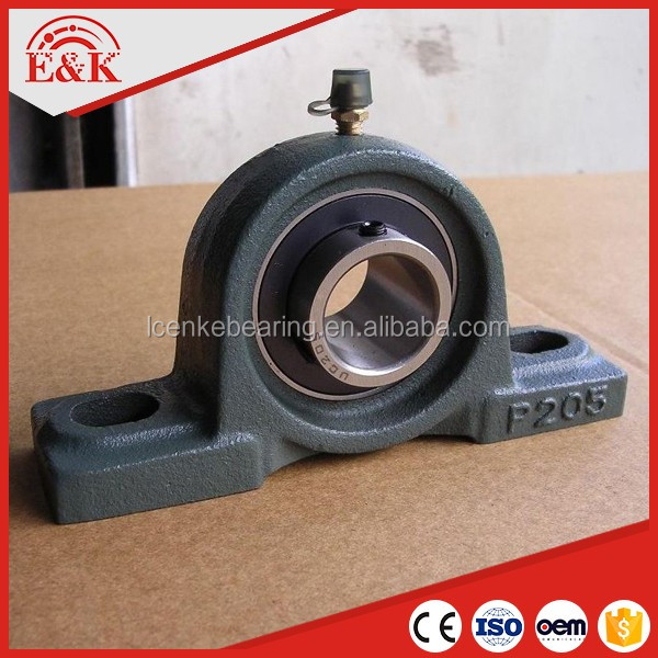 pillow block bearing UCP206 zinc alloy flange ball Bearing units