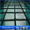 PVC Coated low carbon double weave crimped wire mesh