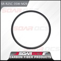 25mm depth 35mm width 29er carbon rims for mtb bike