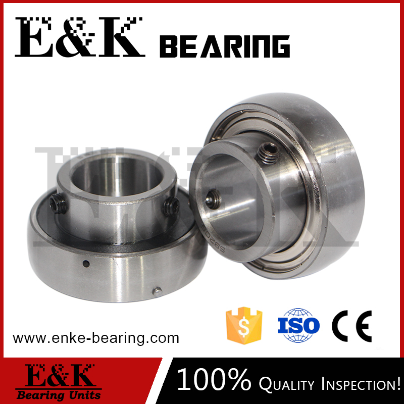 30x62x30mm SB serie Pillow block bearing insert bearing SB206 used with Stamping steel bearing