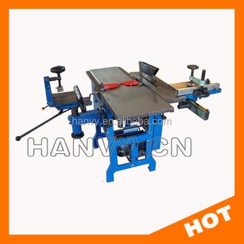 multi use woodworking machine