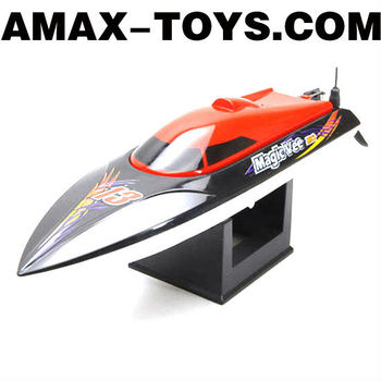 es-1768106 rc boat Magic Vee RTR 2.4GHz 2CH Electric Remote Control Boat