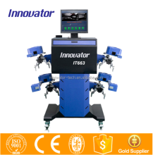 INNOVATOR garage equipment bluetooth wheel alignment for sale