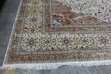 4x6m big sizes kilim silk rug carpet, muslim persian silk rug