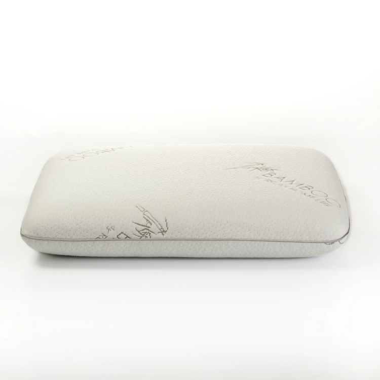 China Supply Custom classic pillow with bamboo cover