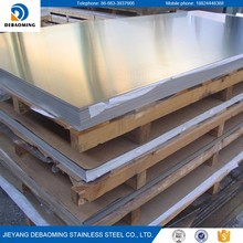 factory 0.18mm thick 400 series 409 stainless steel plates sheets