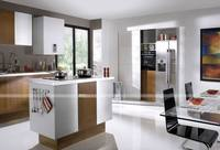 Best updated lacquer white wooden kitchen unit
