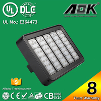 200W 5000K Indoor Outdoor Stadium Gym daylight dimmable led highbay light