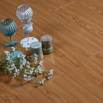 2019 new design  gold Oak color  waterproof multi layer engineered wood floorings wear layer papers with plywood