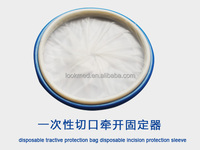 Disposable incision protection sleeve