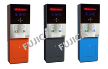 RFID/Smart Card Dispenser/Vending Machine/TCP/IP Parking access control