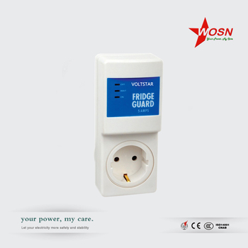 Automatic Voltage Switch Surge Protector Sollatek 13A