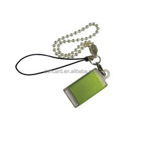 Free sample customized usb drive leather 4gb