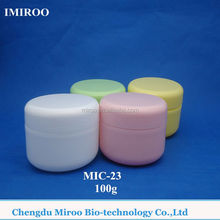 hot-selling luxury cosmetics cream acrylic container 20/50/100g acrylic empty plastic cosmetic packaging