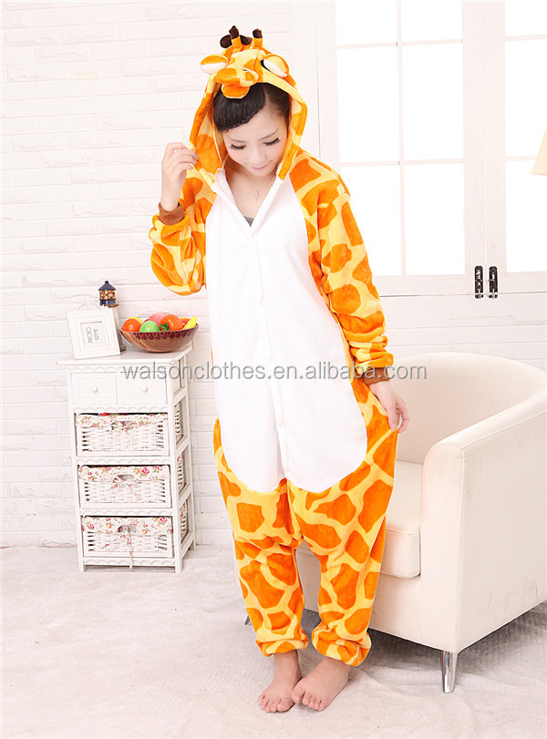 Factory flannel materials instyles couple onesie
