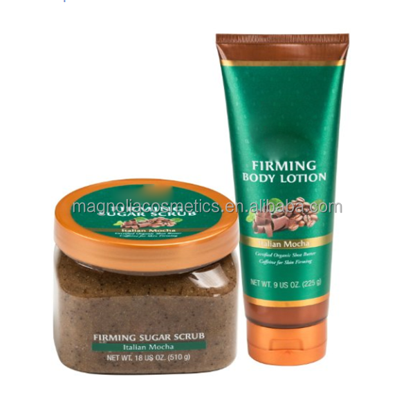 Firming Sugar Scrub for Skin Repairing and Moisturizing Anti-aging