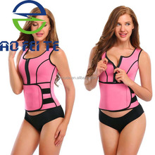 Waist Trainer Cincher Corset Vest Training Corset Reducer Shaper Late Belt