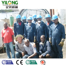 continuous oil from waste tyres plant with PLC