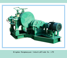 Rubber Mixing Mill XK-400 Reclaimed Rubber Plant/Waste Tyre Recycling Machine