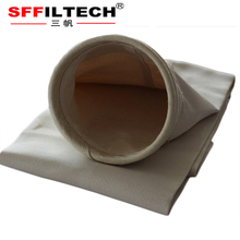 first class reverse air woven glass filter bag for biomass boiler in china