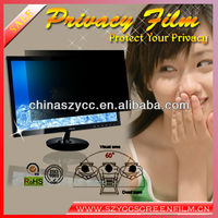 Popular Products Anti Peeping Screen Protector For Computer Privacy Film