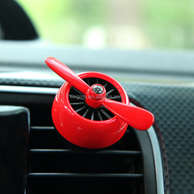 Air Vent Clip Air Perfume Diffuser /Car Propeller Shape Air Freshener