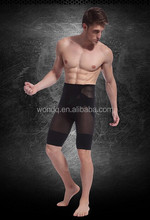 Body Contour Shaping Pants Leg Thigh Shapewear Men's Shaper Underwear Trimmer H08