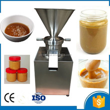 Food Industry Colloid Mill Food Processing Machine Nut Sesame Colloid Mills Peanut Butter Mill Maker Soybean Grinding Machine
