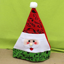 Festival ornament Dancing Father Christmas Hats Santa Hat